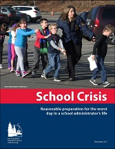 Crisis management for schools
