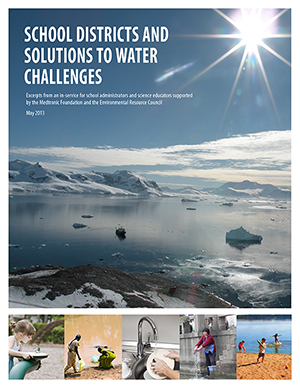 School districts and solutions to water challenges